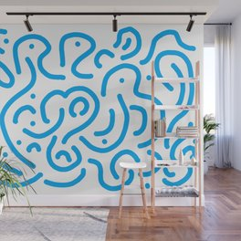 Turn That Frown Upside Down Wall Mural