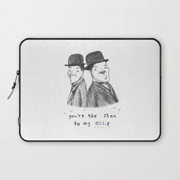 Laurel & Hardy Laptop Sleeve