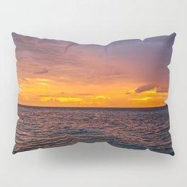 Maldivian Sunset Pillow Sham