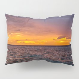 Maldivian Sunset Pillow Sham