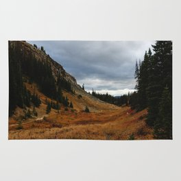 continental divide Rug