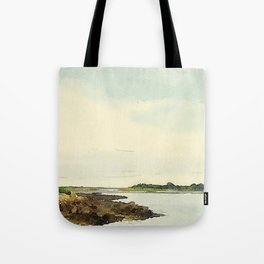 Cape Porpoise, Maine Tote Bag
