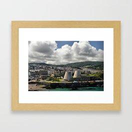 Ilfracombe  Framed Art Print
