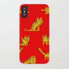 Tigrrrrs iPhone X Slim Case