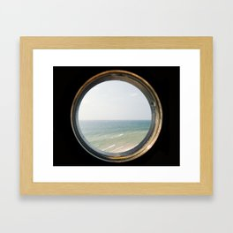 Porthole Framed Art Print