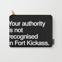 Fort Kickass Carry-All Pouch