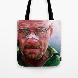 I Won - Walter White - Breaking Bad Tote Bag