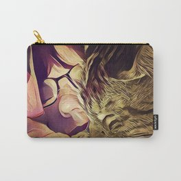 Sleeping peacefully Carry-All Pouch