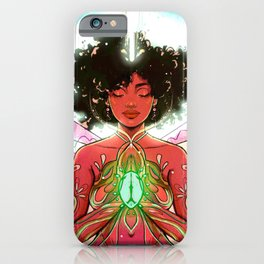 Divine Manifestation iPhone Case