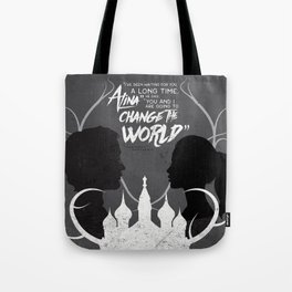 What I Showed You In The Dark Tote Bag