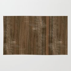 Australian Walnut Wood Rug