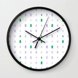 Cellular Division Wall Clock