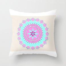 Mandala Air Throw Pillow