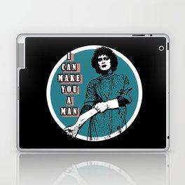 Rocky Horror - I can make you a man Laptop & iPad Skin
