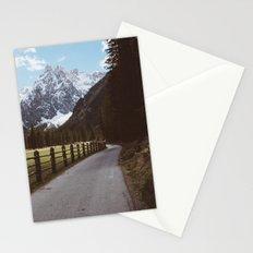 Let's hike together Stationery Cards