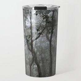 Misty Trees Travel Mug