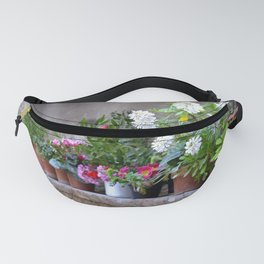Tuscan Garden Fanny Pack