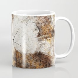 Tree Stump Ring Coffee Mug