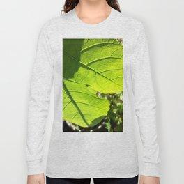 Fig leaf Long Sleeve T-shirt
