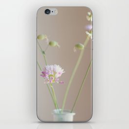 Spring bouquet II iPhone Skin
