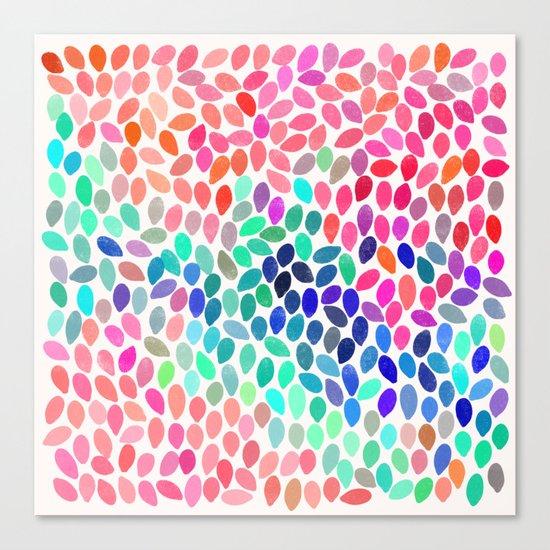 rain 12 Canvas Print