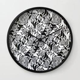 Kyrie, fons bonitatis. Wall Clock