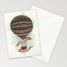 have love, will travel Stationery Cards