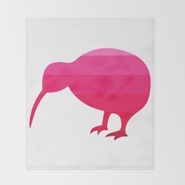 Kool-Aid Kiwi Ombre Throw Blanket