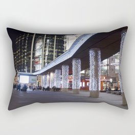 Under The Bridge Rectangular Pillow