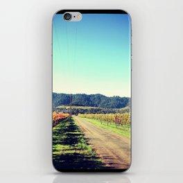 uva iPhone Skin