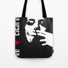 coffee + cigarettes Tote Bag