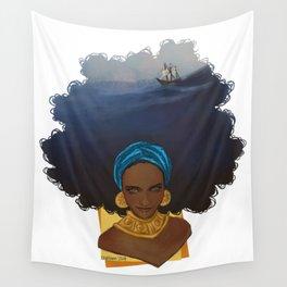 I like big boats, I cannot lie Wall Tapestry