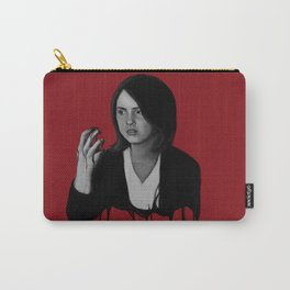 Bad Blood IV Carry-All Pouch
