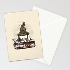 Visit Bartertown! Stationery Cards