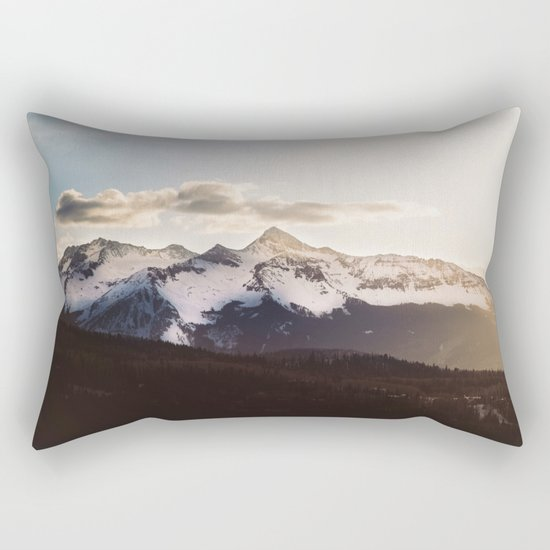 Spirit Place Rectangular Pillow