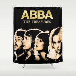 abba dancing queen Shower Curtain