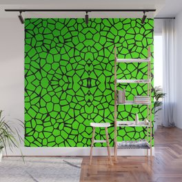 Cut Glass Mosaic Look Wall Mural
