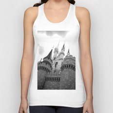 Disney Castle Unisex Tank Top