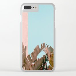 Hotel Laguna Clear iPhone Case