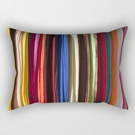 Cover me with Color Rectangular Pillow