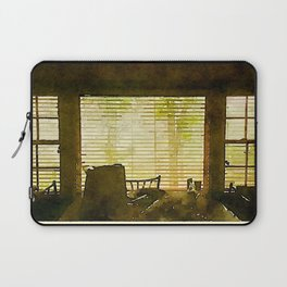 The Cabin Laptop Sleeve
