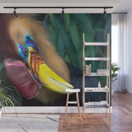 Wildlife Collection: Colourful Bird Wall Mural