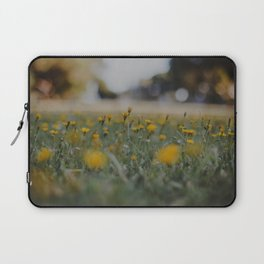 Yellow Summer Laptop Sleeve