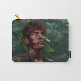 Charlie Sheen @ Platoon Carry-All Pouch