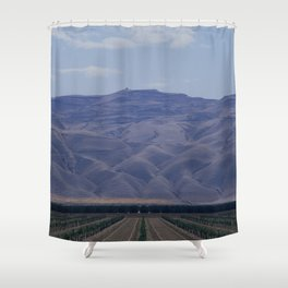 You Will Move Mountains Shower Curtain