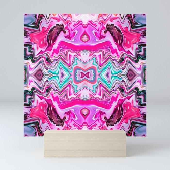 Bubblegum 2 Mini Art Print