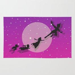 Peter Pan Magical Night Rug