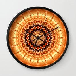 Mandala Luxury Wall Clock