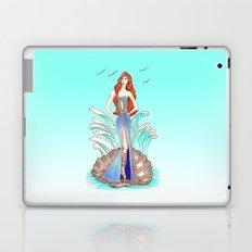 Venus Dress Laptop & iPad Skin