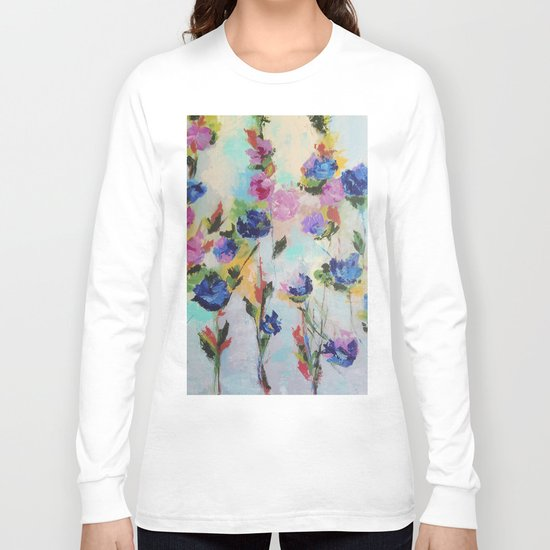 Flowers 3 Long Sleeve T-shirt